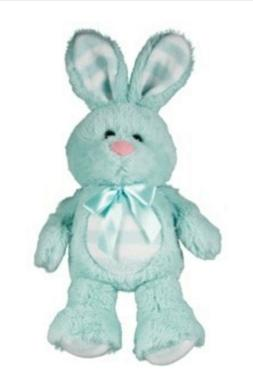 "14"" DanDee Easter Bunny Rabbit Plush Stuffed Animal Toy Bask"