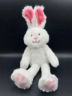 15-inch Personal Creations Plush Stuffed Animal White Easter