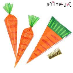 20pcs <font><b>Easter</b></font> Decoration Carrot Candy Con