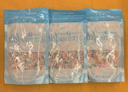 3 8 Oz Packs Sweets Indeed Sprinklefetti Easter Bunny Sprink
