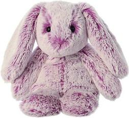 "Aurora 9"" Paddle Bunny Purple Stuffed Animal"