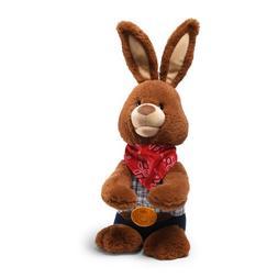 "GUND Easter Cotton Eye Joe Bunny Animated 10"" Plush"