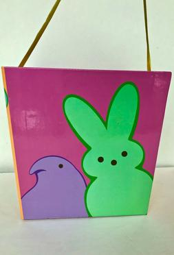 PEEPS EASTER BASKET FILLER PAIL BUNNY CHICK CANDY GIFTS SPRI