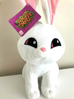 Animal Jam Plush XLarge 22'' Bunny. White Stauffed Animal To