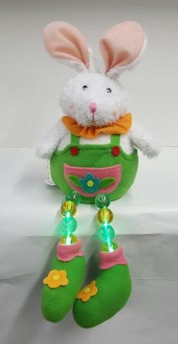 Avon Light-Up Easter Bunny Shelf Sitter ~ Boy