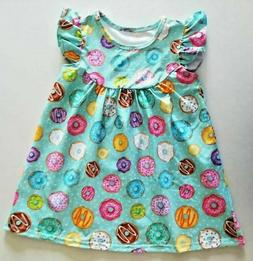 EASTER BUNNY LAVENDER DRESS - New - Size 7-8