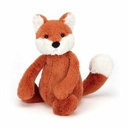 Jellycat Bashful Fox Cub, Medium, 12 inches