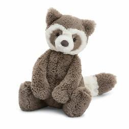bashful raccoon, medium, 12 inches