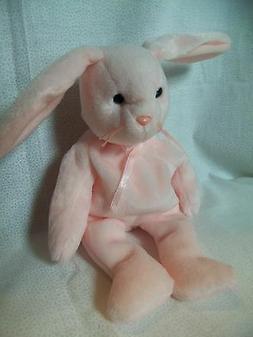 TY Beanie Babies Pink Rabbit ** HOPPITY ** 5th Generation Ne