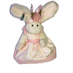 Bearington Collection Collectible Series TORI TEAROSE Bunny