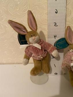 bearington collection Easter bunny Mitsie & Itsie