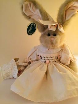 Bearington Bears #4145 Judi Bloomin' Plush Bunny Rabbit Co