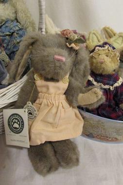 Boyds Bears Lottie De Lopear Plush Spring 2000 Bunny Stuffed