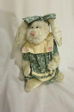 Boyds Bears  Miranda Blumenshine Plush Spring 1999 Bunny Ret