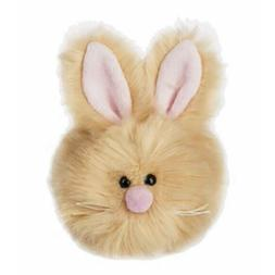 "Ganz Beige Tumbleweed 3"" Easter Bunny Plush Stuffed Animal N"