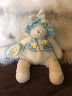 """BUNNIES BY THE BAY BUTTERCUP BUNNY 13"""" PLUSH RABBIT 2003 HAL"""