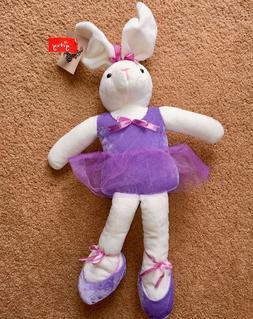 Bunny Ballerina Dance Easter Beverly Hills Teddy Bear Co. St