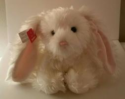 Aurora Bunny: Plush Luxe White: Bunny  Rabbit Stuffed Animal