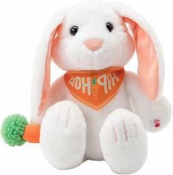 Hallmark Bunny Stuffed Animal - Musical Fun Easter Version O