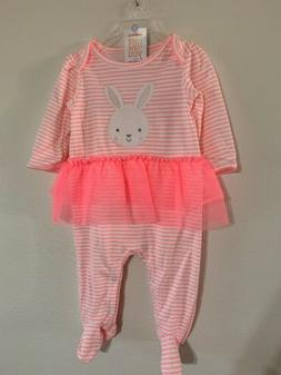 Carters Just One You Easter Bunny Tutu Outfit Baby Girl Size