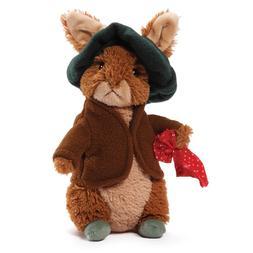 GUND Classic Beatrix Potter Benjamin Bunny Rabbit Stuffed An