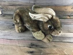 "Aurora Classics Rabbit Plush Easter Stuffed Animal 14"""
