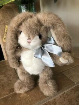 "Bearington Collection HIP #4041 2001 11"" Plush Bunny Rabbi"