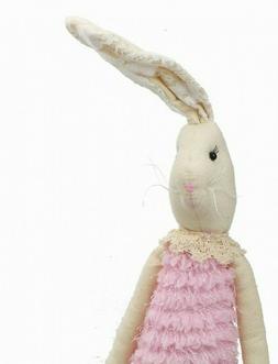 Cute Plush Rabbit Doll Toy Easter Kids Soft Kawaii Stuffed B