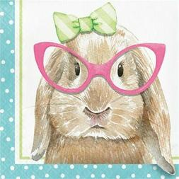 Dressed For Easter Bunny Lunch Napkins 16 Per Pack Easter De