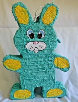"""Easter Bunny Pinata 22"""" Party Game Decoration  NEW"""