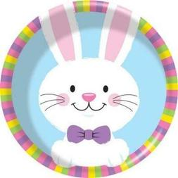 Easter Bunny 6 Inch Plastic Bowl Easter Decoration