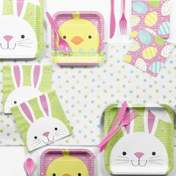 Easter Bunny & Chick Party Supplies Kit
