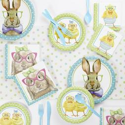 Easter Bunny & Friends Party Supplies Kit