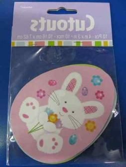 Easter Bunny Egg Chick Spring Holiday Party Hanging Wall Dec