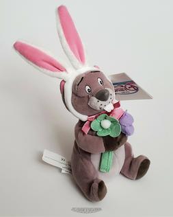 Disney Easter Bunny Gopher Bean Bag / Beanie - MWMT
