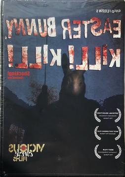 Easter Bunny Kill Kill - DVD - NEW!!
