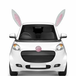 Easter Bunny Plush Character Car Decorating Kit, Party Costu