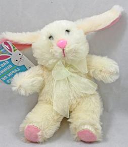 Easter Bunny 7-inch Plush Toy Cream