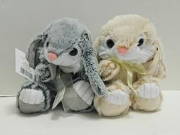 Easter Bunny Stuffed Plush THREE Bunnies