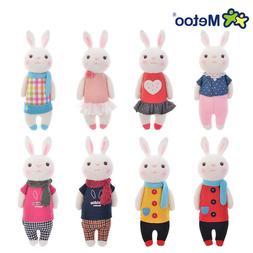 Easter Cute Bunny Soft Plush Toys Rabbit Stuffed Animal Kids