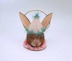 Easter Decoration Bunny Candy Container Bethany Lowe