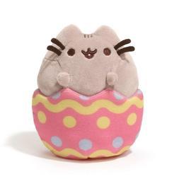 Gund New * Easter Egg Pusheen * Holiday Cat 4.25 Inch Plush