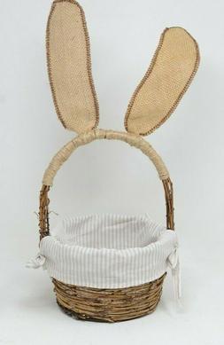 Easter Farm Bunny Basket