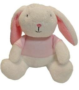 Animal Adventure Easter Plush Miniature Super Soft Bunny Whi