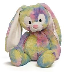 Gund Easter Splatter Color Patch Floppy Eared Bunny Rabbit P