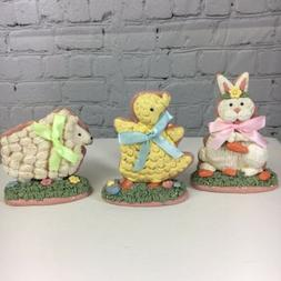 Easter Spring Cookie Figures Bunny Chick Sheep Valerie Parr