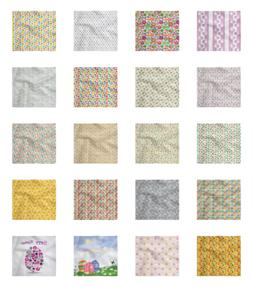 easter theme decorative satin napkins set of
