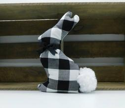 fabric easter bunny farmhouse spring home decor