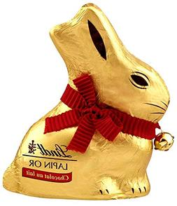 Lindt GOLD BUNNY Milk Chocolate 3.5oz 100g Made In Germany F