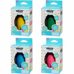 Grow a Peep Bunny Chick yellow pink blue green Easter Decor